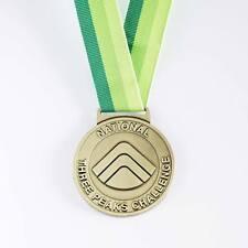 National Three Peaks Challenge medal