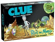 Rick and Morty™ CLUE® AGE 17+