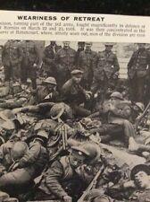 m10-9a ephemera ww1 picture 1918 hermies 17th division british army