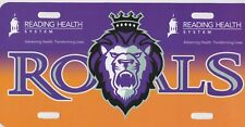 Reading, Pa Reading Royals - License Plate !