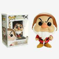 Funko Pop Disney Snow White Grumpy Seven Dwarfs Figure CHOP