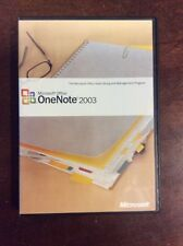 Microsoft Office One Note 2003 Full Version Product Key Computer Software