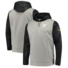 NEW - Under Armour Pittsburgh Steelers Combine Authentic Pullover Hoodie Large L