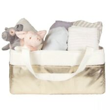 Diaper Caddy Organizer Extra Large - Diaper Storage Bin | Nursery Storage Basket