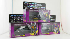 Transformers Insecticons Shrapnel Bombshell Kickback Vintage G1 REISSUE Gift