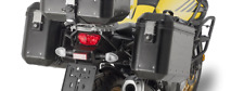 GIVI DLM36 TREKKER DOLOMITI PANNIERS x 2 SIDE CASE PAIR 36 DLM36BPACK2 new BLACK