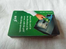 Bt Phone Card #218