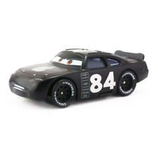 MATTEL Disney Pixar Cars No.84 Black Apple Icar Diecast Metal Kids Toy Model Car