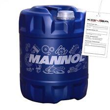 20 Liter MANNOL DSG Getriebeöl Doppelkupplung Getriebe Öl 4036021167251