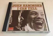 I Can Tell by John Hammond, Jr. (CD, Feb-1992, Atlantic (Label))