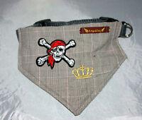 9247_Angeldog_Hundekleidung_Hundehalstuch_Hundehalsband mit Tuch_bandana hund_L