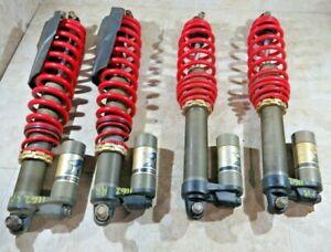 2011 POLARIS RZR XP 900, SET OF 4 FOX RACING SHOX ABSORBERS (OPS1162)