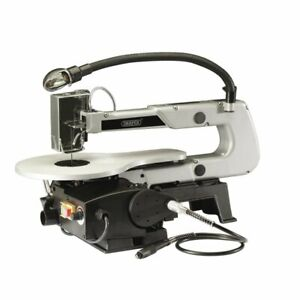 DRAPER 90WATT 22791 VARIABLE SPEED SCROLL SAW WITH FLEXI DRIVE AND WORKLIGHT