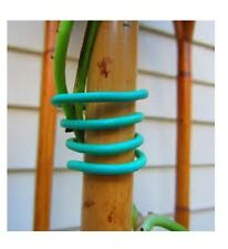 5M GARDEN TWIST TIES GARDENING SOFT TWISTY TIE PLANT COATED WIRE GREENHOUSE