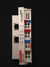 Beckhoff EK1100-0000 | EtherCAT Coupler (Very good Condition).