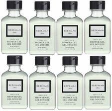 Beekman 1802 Fresh Air Shower Gel Lot of 8 Each 1oz Bottles. Total of 8oz