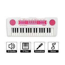 Saocool Kids Piano, 37 Keys Piano Keyboard Multifunction Electronic Organ Musica