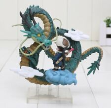 Dragon Ball Z Shenlong Shenron Figur Son Goku Figur mit Wolke Manga Anime Neu