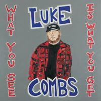 Luke Combs - What You See Is What You Get [CD] Sent Sameday*