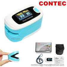 SpO2 Finger Pulse Oximeter Oxygen Monitor Blood Pressure Saturation Oximetry CE
