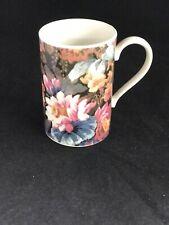 "Dunoon Stoneware "" Kew� Flower Series Coffee/Tea Mug Scotland"