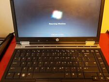 HP EliteBook 8440p 14in. (Intel Core i5) - Good Condition, Needs New Battery
