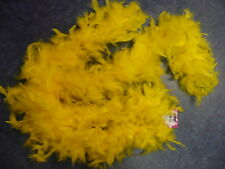 6' Feather Boas Great for Parties, Team Spirit, Halloween, Weddings, Princess
