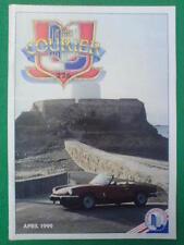 TRIUMPH - THE COURIER - April 1999 vol 19 #226