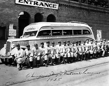 Pittsburgh Crawfords 1935 Negro National League Champions