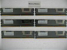 48GB  (6X8GB) MEMORY FOR DELL PRECISION T5500 T7500