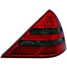 Coppia fari fanali posteriori TUNING MERCEDES SLK R170 1996->2004 LED rosso fumè