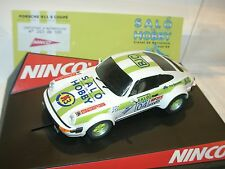 stqq) Ninco 50354 PORSCHE 911 SC SALON HOBBY LIMITED EDITION - slot 1:32 scale-