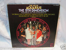 The Age of Aquarius The 5th Dimension Record Soul City Vintage