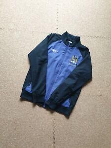 Manchester City Umbro Tracktop Size Medium