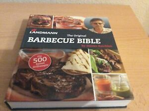 The Original Barbecue Bible, Landmann, Barbecue Bible, Steven Raichlen