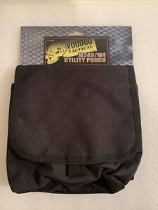 VooDoo Tactical Utility/ General Purpose Pouch- Black