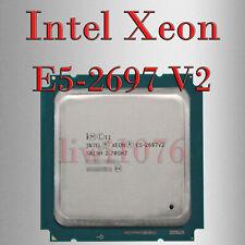 Intel Xeon E5-2697 v2 12 Core 24 Thread 2.7GHz LGA 2011/Socket R CPU Processor