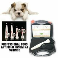 Pro Dog Artificial Insemination Device Veterinary Equipment Natural Mating Way
