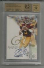 Carson Palmer USC 2003 Ultimate Collection #/ 250 Rookie Card Rc BGS 9.5 Auto 10