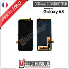 ECRAN LCD NOIR ORIGINAL SAMSUNG GALAXY A8 2018 SM-A530F