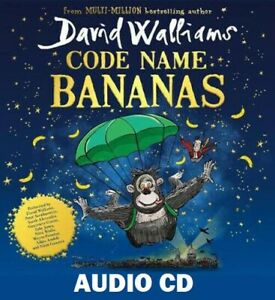 Code Name Bananas: The hilarious and epic new children's book from multi-million