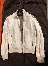 Gucci Jacke Lederjacke Bomber Leather Jacket Leatherjacket 1AAA Zustand