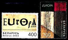 TEMA EUROPA 2003 BIELORUSIA EL CARTEL 2v.