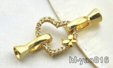 Pearl-Bead-Jewelry Bracelet Necklace Clasp