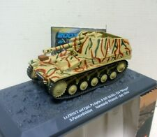 TANQUE TANK FH18/2 Pz. Kpfw.II SD KFZ 124 WESPE FRANCE JULY 1944 1/43 ALTAYA