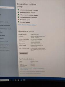 Ordinateur Intel NUC8i3BEH2 - Barebone Intel Core I3 - 8go RAM + SSD Windows10