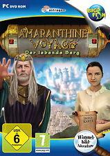 AMARANTHINE VOYAGE * DER LEBENDE BERG *  WIMMELBILD-SPIEL  PC DVD-ROM