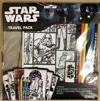 Star Wars Viaje Paquete - 27 Piezas para Colorear - Papelería Escuela Vacaciones