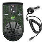 NEW Genuine Motorola T307 Movistar Bluetooth Speakerphone Car Kit w. Car Charger