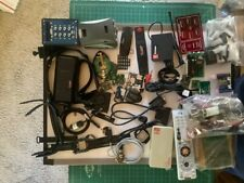Lot of Various Electronic Components: Arduino Shield, Accelerometers, Chips, Etc
